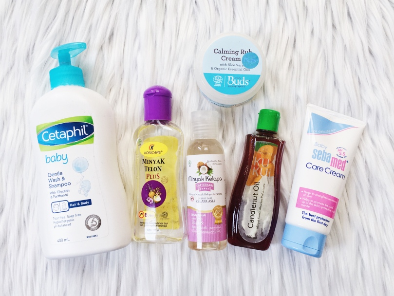Review My Baby S Skin Hair And Body Care Product Desmon S Journal